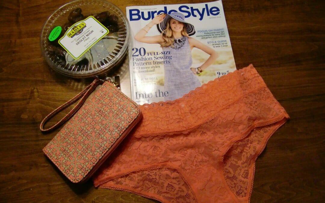 American BurdaStyle Magazine Review :(