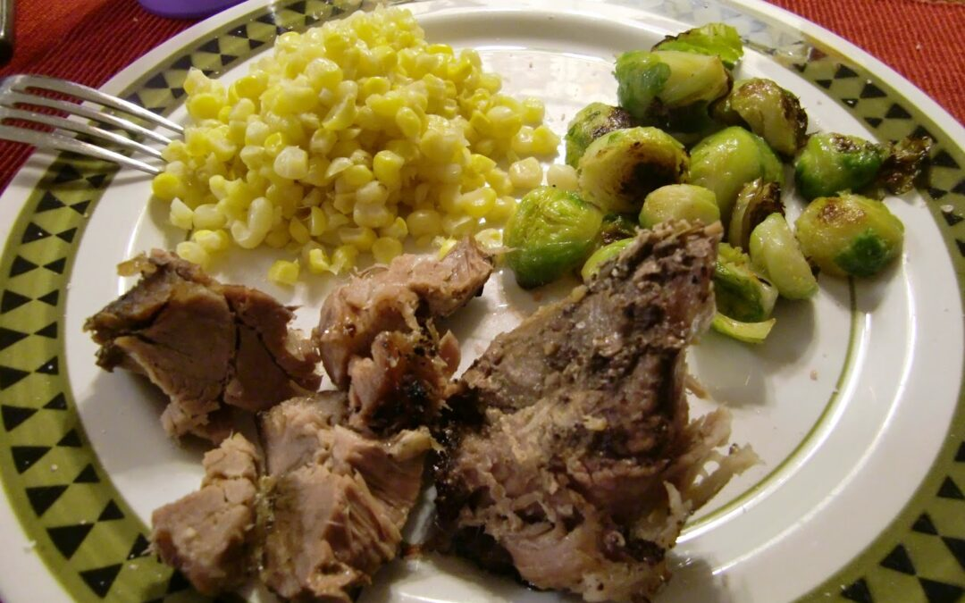Supper Sunday: Pork Roast