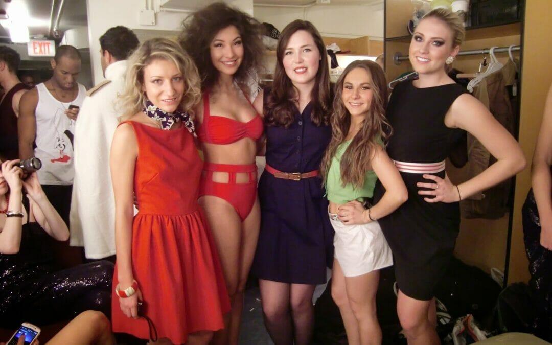 TBT: Vogue Charity Fashion Show