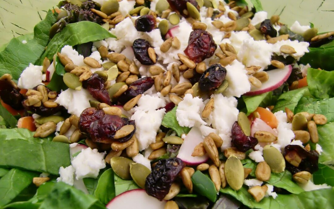 Supper Sunday: Endless Salad