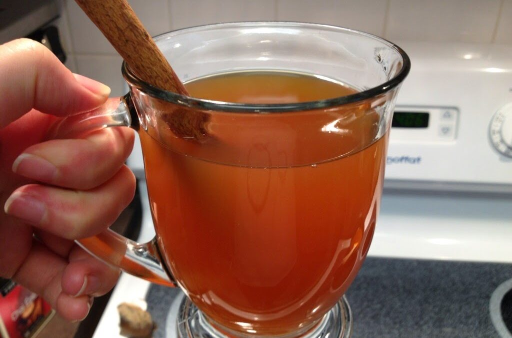 Tipsy Tuesday: Hot Spiced Rum Cider