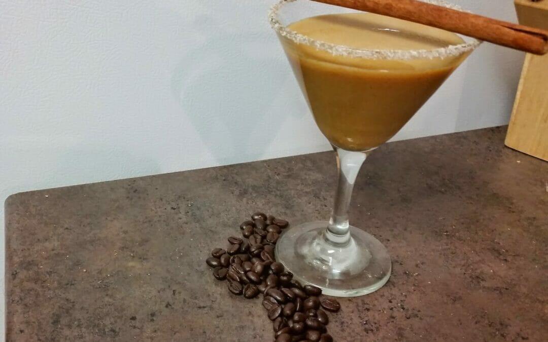 Tipsy Tuesday: Pumpkin Spice Martini