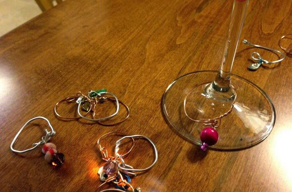 Tipsy Trinkets Tuesday: Wine Charms