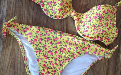Bra-A-Week: Week 25 & a Bikini for Kristie!
