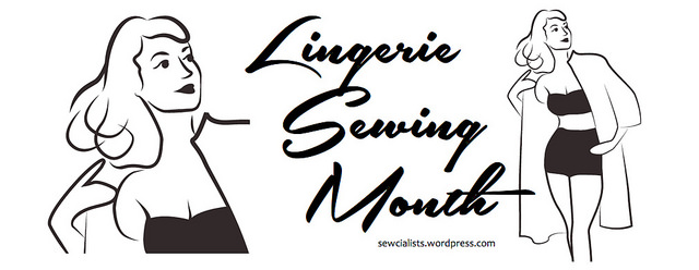 Sewcialists Blog: Lingerie Sewing Month