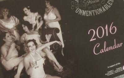 Saturday Life [24.10.15]: Drag Make-Up, Armour & Calendar Girls :)