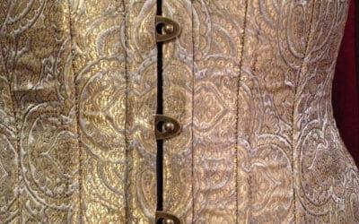 Bra-A-Week [40]: Harlot Suspender Corset