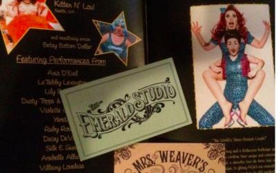 Saturday Life [17.10.15]: Friends, Calgary & Burlesque!