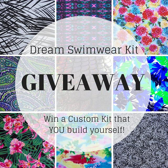[BAW 30] GIVEAWAY!! Win a Custom Swimwear Kit!!