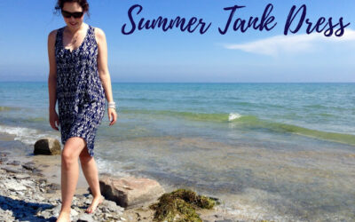 A Girl Can't Live on Bras Alone- Summer Dress & Style Crisis