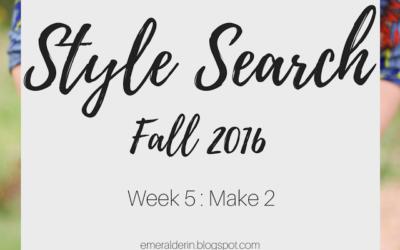[Style Search]: Week 5 Ultimate Wrap Dress
