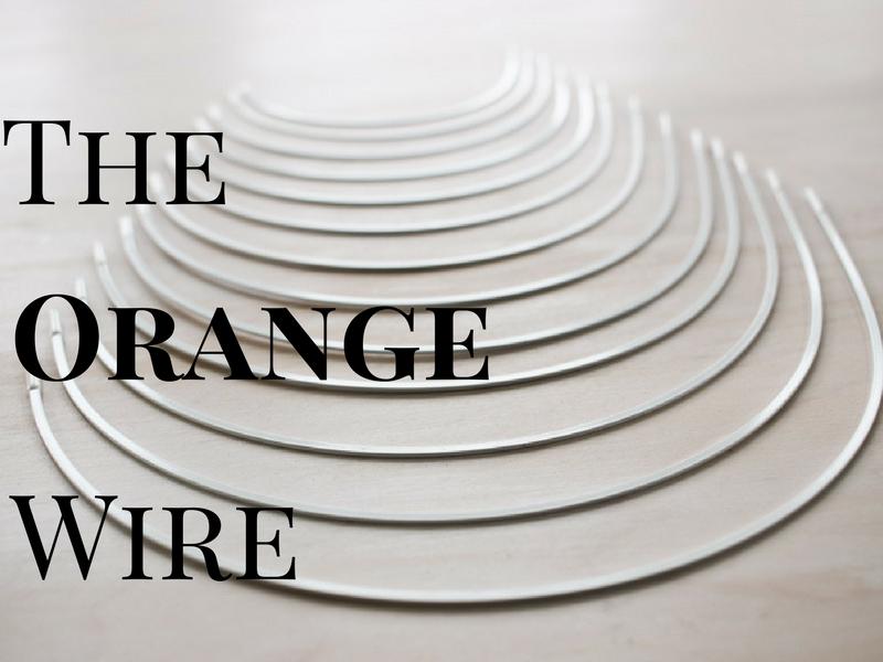 The Orange Underwire