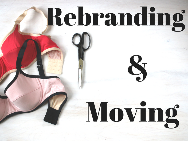 Rebranding and Moving