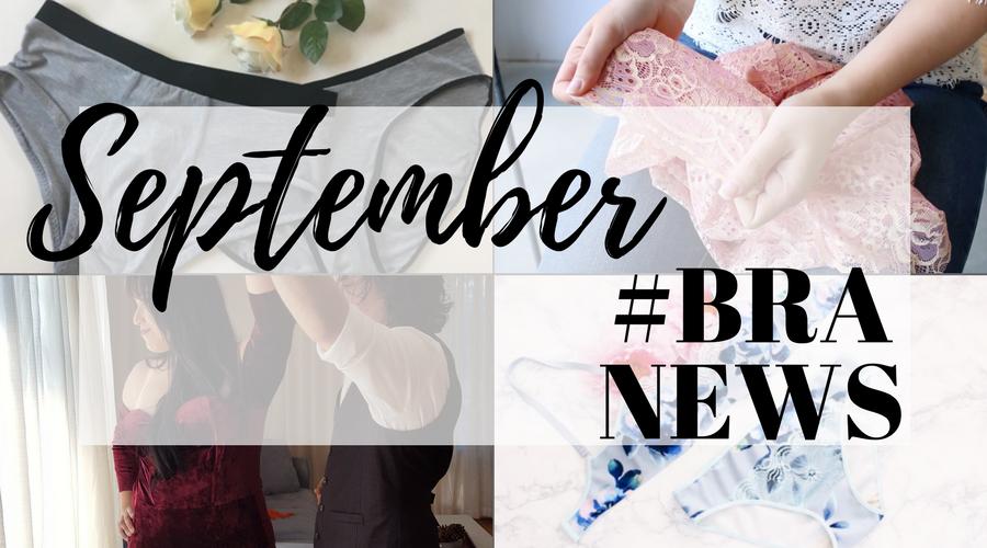 #BraNews September